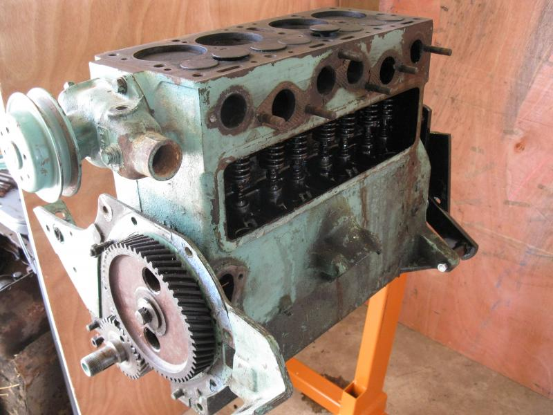 Jeep Engine 3